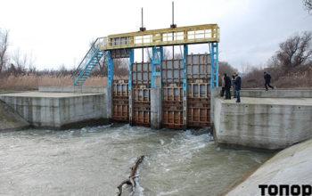 Антон Киссе продолжает работу по обеспечению питьевой водой жителей украинской Бессарабии