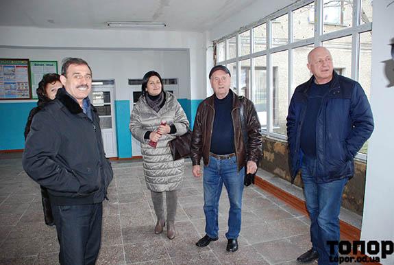 Антон Киссе побывал в Болградском районе
