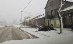 Непогода на юге области: почти весь Килийский район обесточен