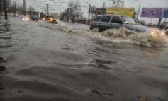 В Одессе выпала почти месячная норма осадков