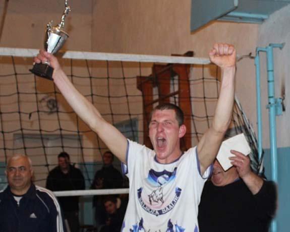 В селе Владычень прошел традиционный волейбольный турнир