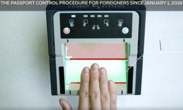 Биометрический контроль на границе: украинские пограничники взяли отпечатки пальцев почти 2000 россиян
