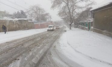 В двух областях Украины ограничено движение на автомагистралях