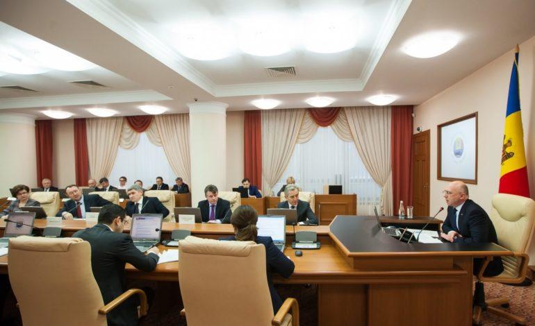 Правительство Молдовы одобрило включение европейского вектора в Конституцию