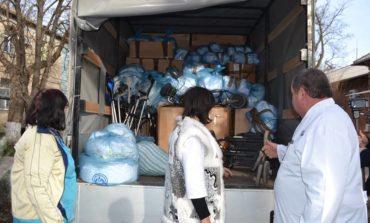 Из Дании в Белгород-Днестровский прибыл очередной гуманитарный груз для больных и малообеспеченных граждан