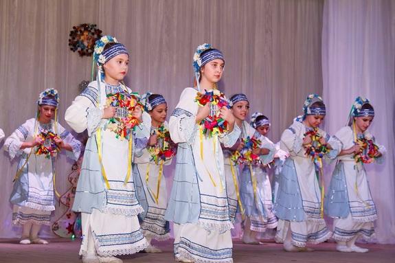 В Белгороде-Днестровском прошёл большой концерт воскресных школ (фото)