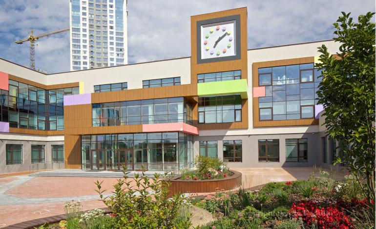 В Украине возросло строительство школ