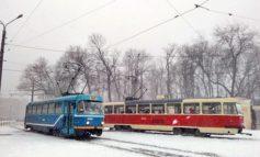 Из-за непогоды в Одессе изменили маршруты движения электротранспорта