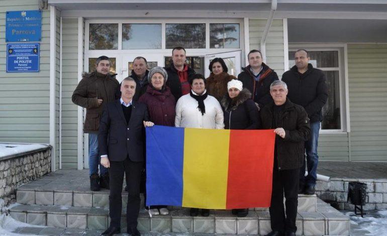 Главы пяти молдавских сел подписали символическую декларацию об объединении с Румынией