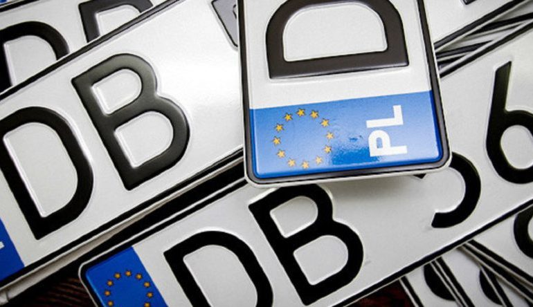 ГФС заявляет, что в Украине незаконно находятся почти 250 тыс. машин с иностранной регистрацией