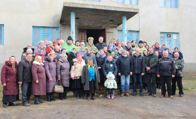 В селе Вишняки Арцизского района состоялся Престольный праздник
