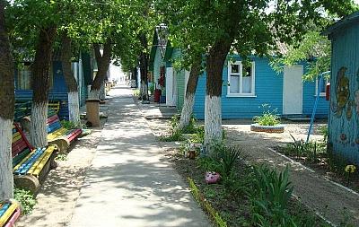 Белгород-Днестровская коммунальная база отдыха на море приносит скромный доход
