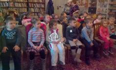 Театр книги открыт в Белгород-Днестровской  библиотеке