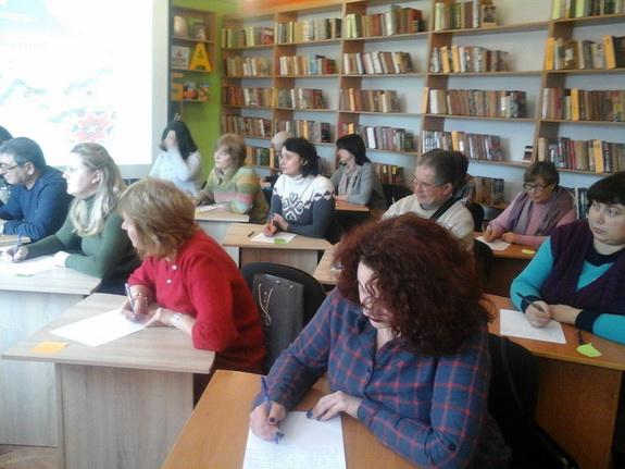 В Арцизе прошла акция к международному Дню родного языка