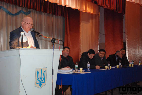 Депутаты от политической партии «Наш край» отчитались о работе