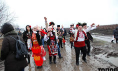 Праздник Трифон Зарезан в Болграде (фотореп)