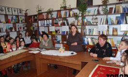 В Виноградовке отметили День родного языка