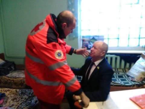 В Одессе неизвестные на улице брызнули в лицо депутату облсовета слезоточивым газом