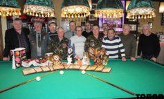 В Болграде прошел бильярдный турнир