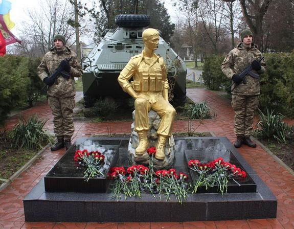 В Белгороде-Днестровском вспоминали трагическую летопись Афганистана