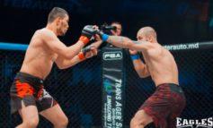 «Поражение и победа»: узнай, как выступили бойцы из Украины на престижном турнире EAGLES в Кишиневе