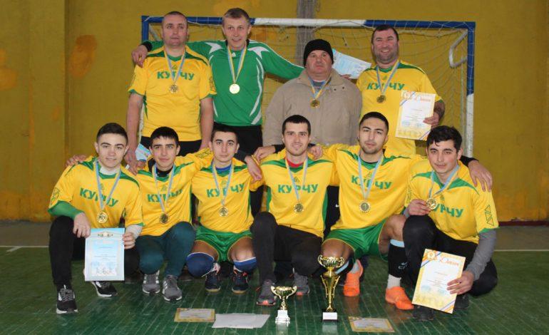 В Болграде определили чемпиона по футзалу