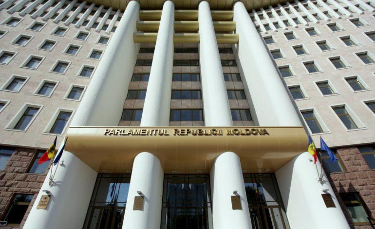 Молдавский парламент осудил «информационную атаку» со стороны России