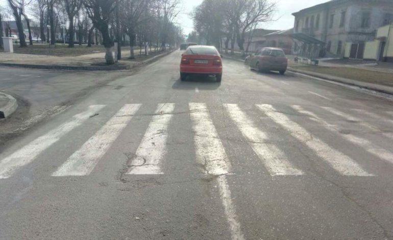 В Измаиле на пешеходном сбили ребенка (ФОТО)