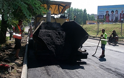 На ремонт двух улиц в Болграде выделили более пяти миллионов
