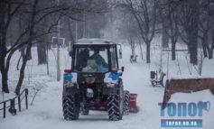 САД уже не будет чистить от снега местные дороги Татарбунарского района