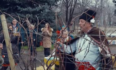 Национальный болгарский праздник «Трифон Зарезан» отметили в Тараклии
