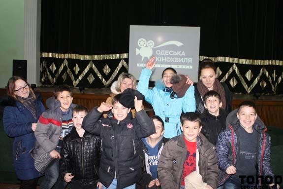 В Болграде прошла «Одеська кінохвиля»