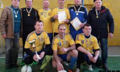В Болграде определили лучших среди ветеранов футзала