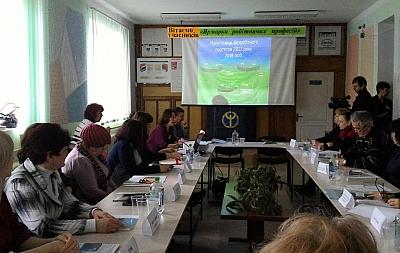 Студенты Белгород-Днестровского строительного лицея встречались с будущими работодателями