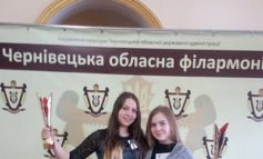 Юных художниц из Белгорода-Днестровского наградили дипломами  I степени