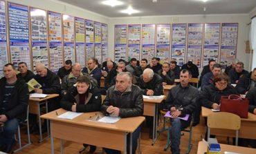 В Болграде отчитались об охране труда