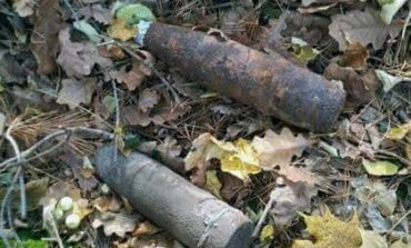 В арцизском лесничестве нашли снаряды