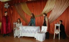 Ренийский театральный коллектив «Соняшник» представил зрителям новый спектакль