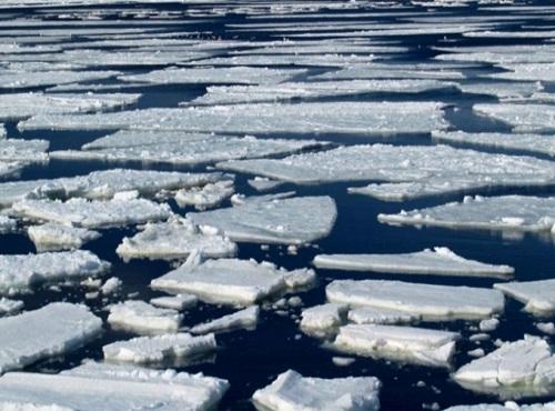 На реках и водохранилищах Украины ожидается постепенное ослабление ледостава