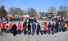 «Мэрцишор по-гагаузски» почти полторы тысячи гагаузов провели флеш-моб