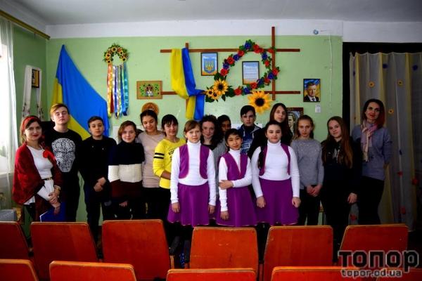 В Белгород-Днестровском районе отметили день рождения Леси Украинки