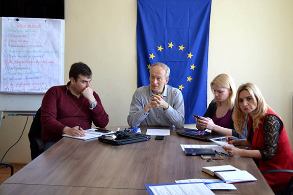 В Болградском районе ищут пути для продолжения международного сотрудничества