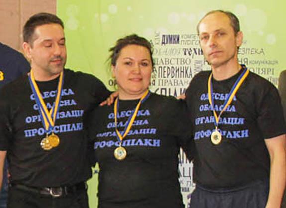 Учитель гимназии привез в Болград звание чемпиона