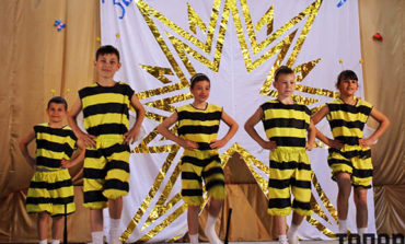 Воспитанники Болградской специальной школы-интернат приняли участие в ежегодном конкурсе талантов
