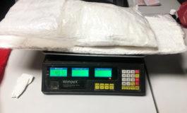 Одесские пограничники озадачены: иностранец набил чемодан кокаином