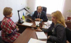 Заместитель председателя Одесского облсовета провел прием граждан в Рени