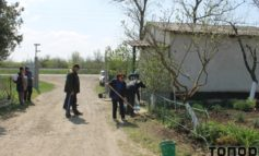 В Арцизе коммунальщики активно поддержали День окружающей среды