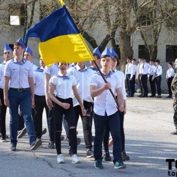 Военно-патриотическая игра «Сокол» («Джура») в Болграде  (фоторепортаж)