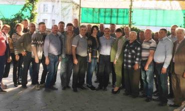 Сопредседатель партии «Наш край» Антон Киссе провел встречу с кандидатами в Килийскую ОТГ