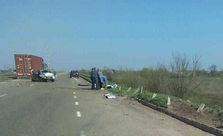 В ДТП на Киевской трассе погиб ребенок